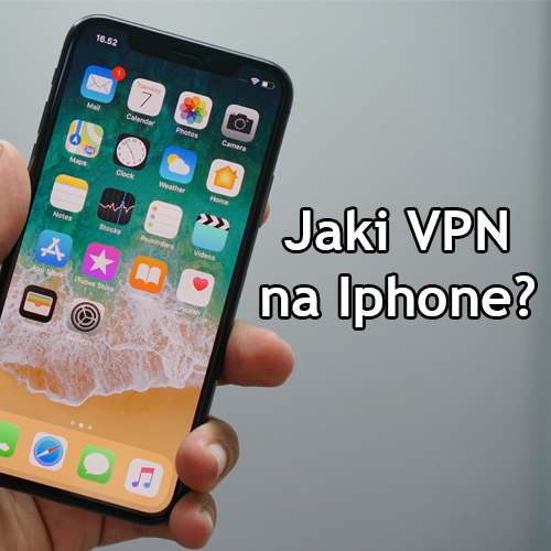 jaki vpn na iphone